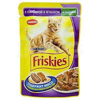 Friskies (Фрискис) в ассортименте 100г