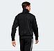 Мужской спортивный костюм Adidas (Адидас) черного цвета с лампасами, фото 3