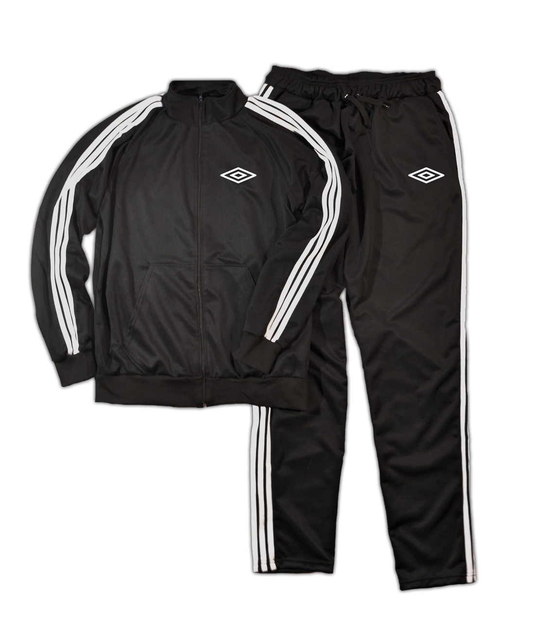 Чорний спортивний костюм Umbro (Умбрії)