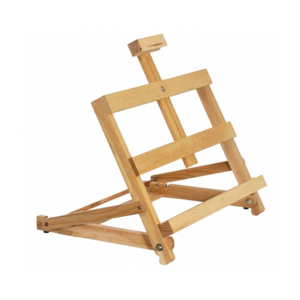 Мольберт деревянный настольный М19