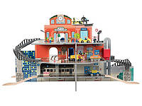 Вокзал для деревянной железной дороги Playtive Junior