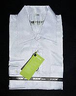 Школьная рубашка на мальчика. Длинный рукав. 31-37