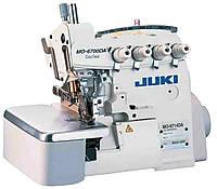 Juki MO-6714DA-BE6-44H-G39-Q141 Промышленный оверлок с полусухой головой