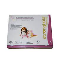 PFIZER Стронгхолд (Stronghold) капли для щенков и котят (2,5 кг), 15 мг,1 пипетка