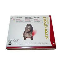 PFIZER Стронгхолд (Stronghold) капли для собак (10-20 кг), 120 мг. 1 пипетка