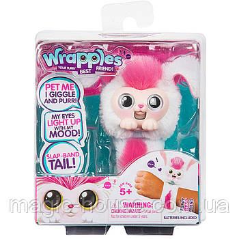 Оригинал! Интерактивныйбраслетигрушка Бони Little Live Wrapples SlapBonnie