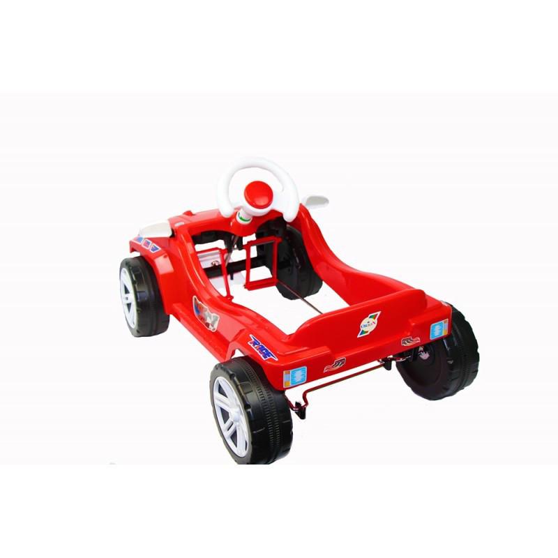 Педальная машина  красная   ОРИОН