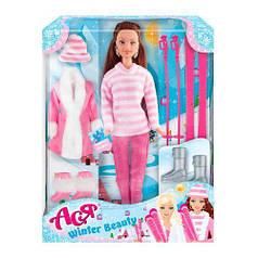 Лялька Ася з аксесуарами 35130