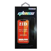 Защитное стекло XS (21D) дляXiaomi Redmi Note 7 / Note 7 PRO (2019) Чёрный