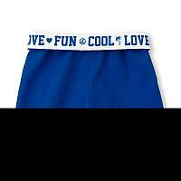 Летние шорты The Children's Place 118-133см синего цвета