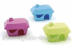 Savic КАСИТА (Casita) домик для хомяков, пластик , 15,5Х11,5Х10,5 см.