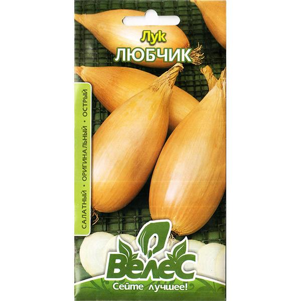 """Семена лука """"Любчик"""" (1,5 г) от ТМ """"Велес"""""""