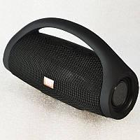 """Колонка беспроводная Bluetooth """"B"""" Booms Box Mini Чёрный"""