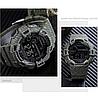 Skmei 1472 Champion зеленые мужские часы, фото 3