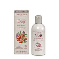 Lerbolario. Пена для ванн-гель для душа Годжи Органик, 250мл (2214010002451)
