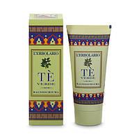 Lerbolario. Пена для ванн-гель для душа Зелёный Чай, 250мл (8022328501429)