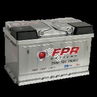 Аккумулятор FPR 6CT-75Ah 750А АзЕ (ARL075-114)