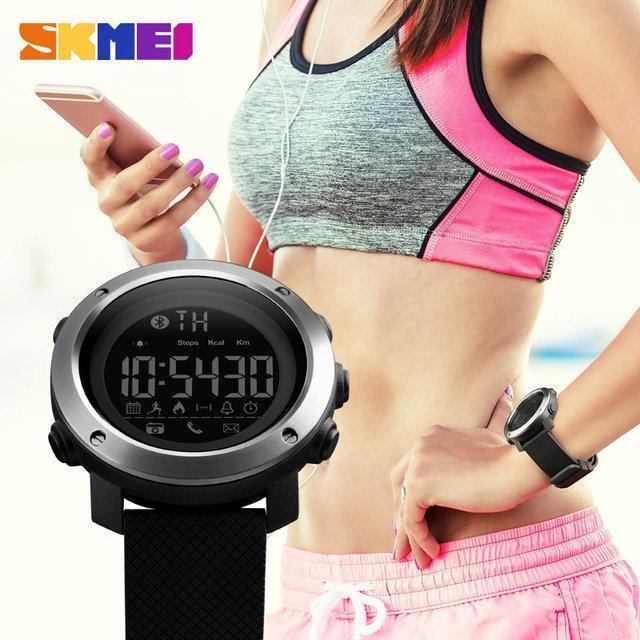 Skmei 1285 Small женские спортивные часы с шагомером