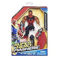 Фигурка-конструктор супергероя Сокол - Marvels Falcon, Mashers, Marvel, Hasbro - 143564