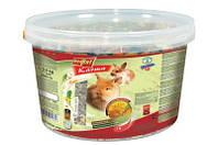 Vitapol Karma Rabbit Полнорационный корм для кролика, ведро 3 л.