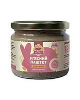 Май мио мясной паштет для котов (стекло) Кролик 300 г