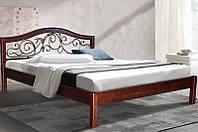 """Кровать деревянная двухспальная """"Илона"""""""