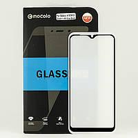 Защитное стекло MOCOLO 5D Full Glue для Samsung M10 2019 / M105F черное