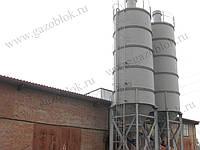 Мини завод по производству пеноблоков и газоблоков