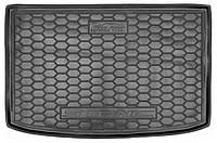 Коврик в багажник для Kia Stonic (2017>) (верхняя полка ) 111673 Avto-Gumm