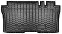 Коврик в багажник для Peugeot Traveller Business L2/Active L2 (2017>) (пассажирс.) 111669 Avto-Gumm