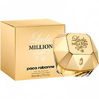 Lady Million Paco Rabanne   (Леди Миллион от Пако Рабанн)   80мл