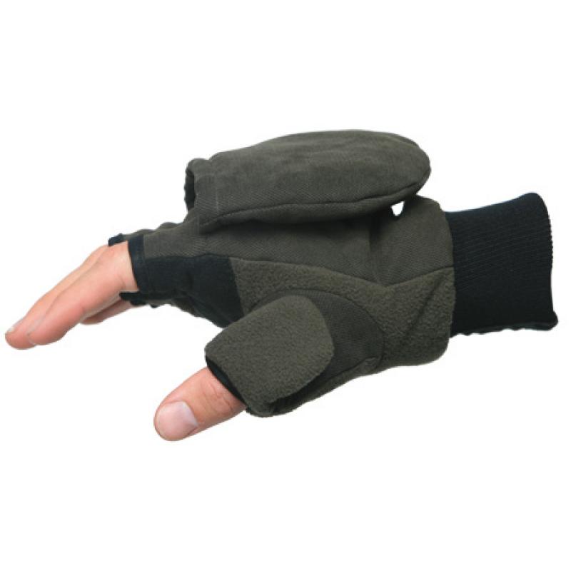 Перчатки Norfin варежки, отстёгивающиеся с магнитом XL 303108-XL