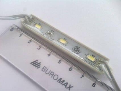 Модуль светодиодный 13SMD (57 х 30) белый
