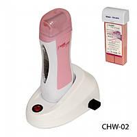 АКЦИЯ!!! Нагреватель воска однокассетный с базой CHW-02