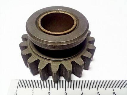 КПП ВАЗ 2101 Шестерня задней передачи 5-ст (под вилку) стар. обр. 19 зуб.