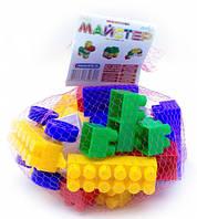 SALE! Блочный конструктор для мальчиков, девочек от 3 лет - Maximus Сетка (5030)