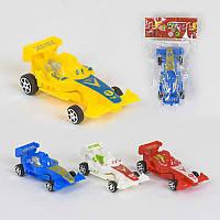 Машинка 399-187 2400-2 4 цвета, инерция, 1шт в полиэтиленовой упаковке - 184287