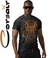 4D оригинальные футболки Corsair 300 (полуденная тень)