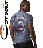 4D стильные футболки Corsair 110 (мраморно-дымчатый)