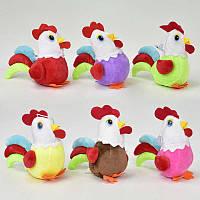 Мягкая игрушка 020 Петух 14см, 10 цветов, Цена ЗА 1 ШТ, 12 шт в упаковке - 184557