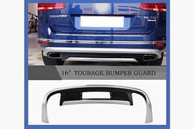 Volksawgen Touareg (2015-) / Передняя и задняя накладки бамперов V1 VK03100809