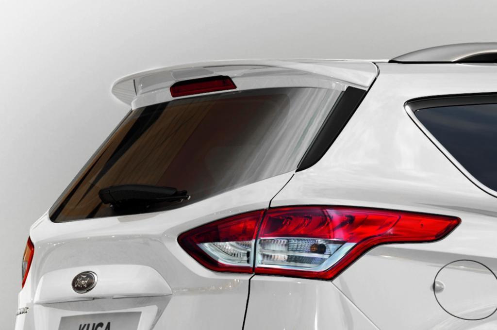 Спойлер заднего стекла Ford Kuga 2013-