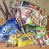 Подарочная коробка американских сладостей Sweet Box