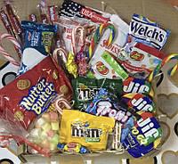 Коробка сладостей из США Sweet Box на подарок
