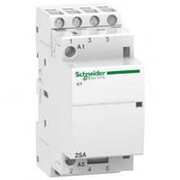 Модульный контактор Schneider Electric Acti9 25A 3НO 230V A9C20833