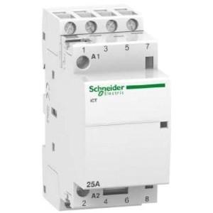 Модульный контактор Schneider Electric Acti9 25A 4НO 230V A9C20834