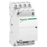 Модульный контактор Schneider Electric Acti9 25A 2НO+2НЗ 230V A9C20838