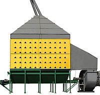 Шахтная сушилка зерна ЗСА-37