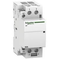 Модульный контактор Schneider Electric Acti9 40A 2НO 230V A9C20842