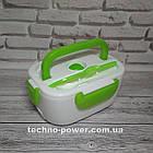 Ланч-бокс электрический с подогревом от сети 220 В. Электрический ланчбокс, фото 9